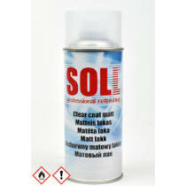 SOLL Matt lakk spray 400 ml