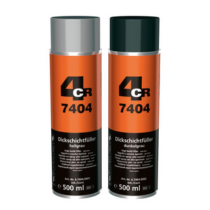 4CR füller spray sötét szürke 500 ml