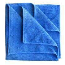 Mikroszálas törlőkendő kék 40 x 40cm 3db / csomag