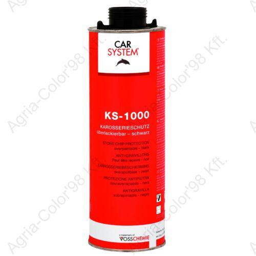 Carsystem KS-1000 Fekete rücsi 1L