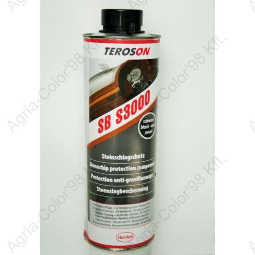 Teroson Terotex SB S3000 fekete rücsi 1L