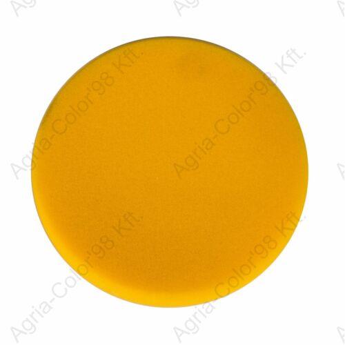 Mirka polírszivacs 150x25mm sárga sima 2db/doboz