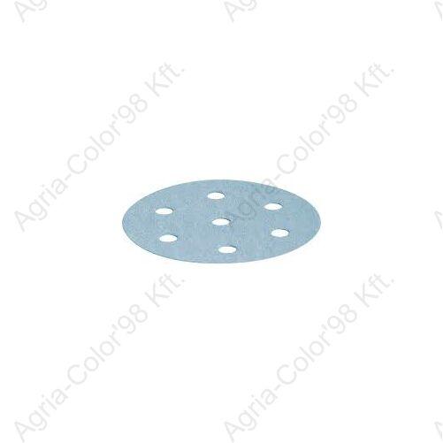 SIA T6747 Q150mm P120 7 lyukú tépőzáras körpapír