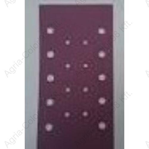 SIA T2042 115x228 mm P80-P400 18 lyukú tépőzáras csiszolópapír