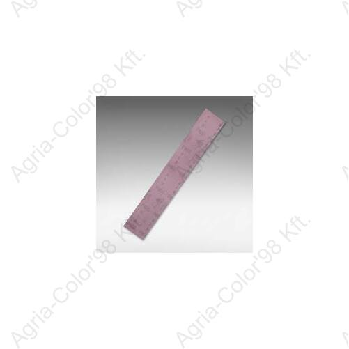 SIA T2052 70 x 420 mm P80-320 lyuk nélküli tépőzáras csiszolópapír