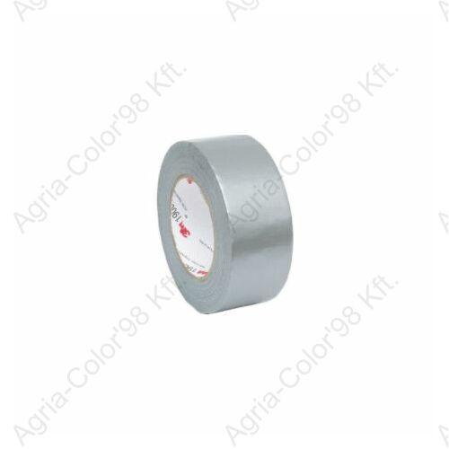 3M Duct Tape csiszolás álló textil szalag, szürke, 50 mm x 50 m